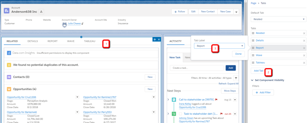 Embed Report Chart in Salesforce Records – Aaron Winters